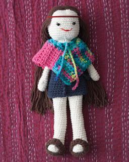 2000 Free Amigurumi Patterns: Sugarn Cream - Hippie doll ...