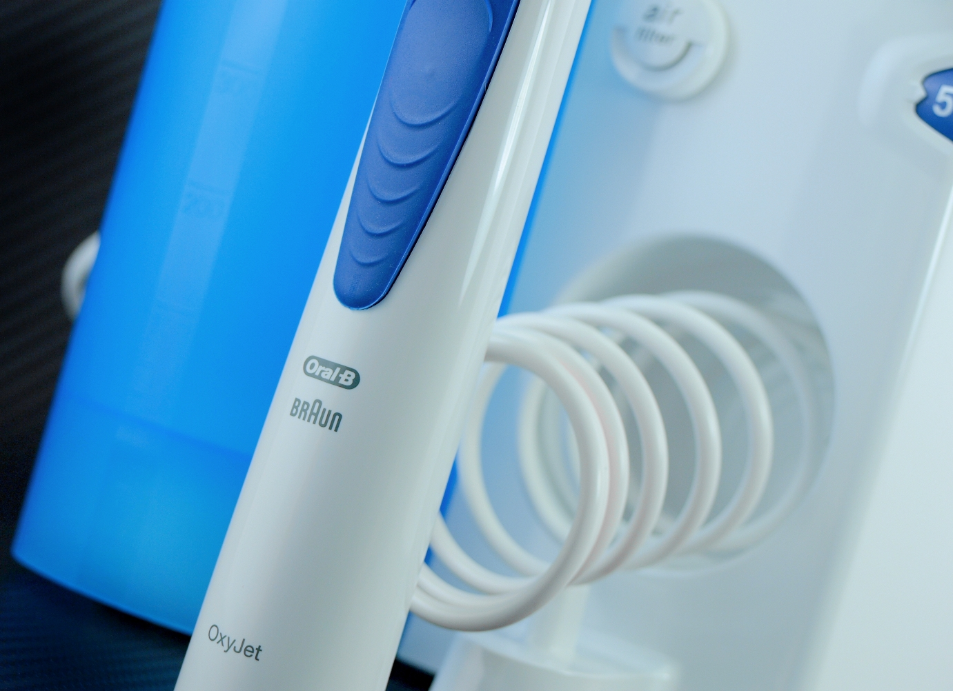 Oral b professionalcare oxyjet 8 фотография
