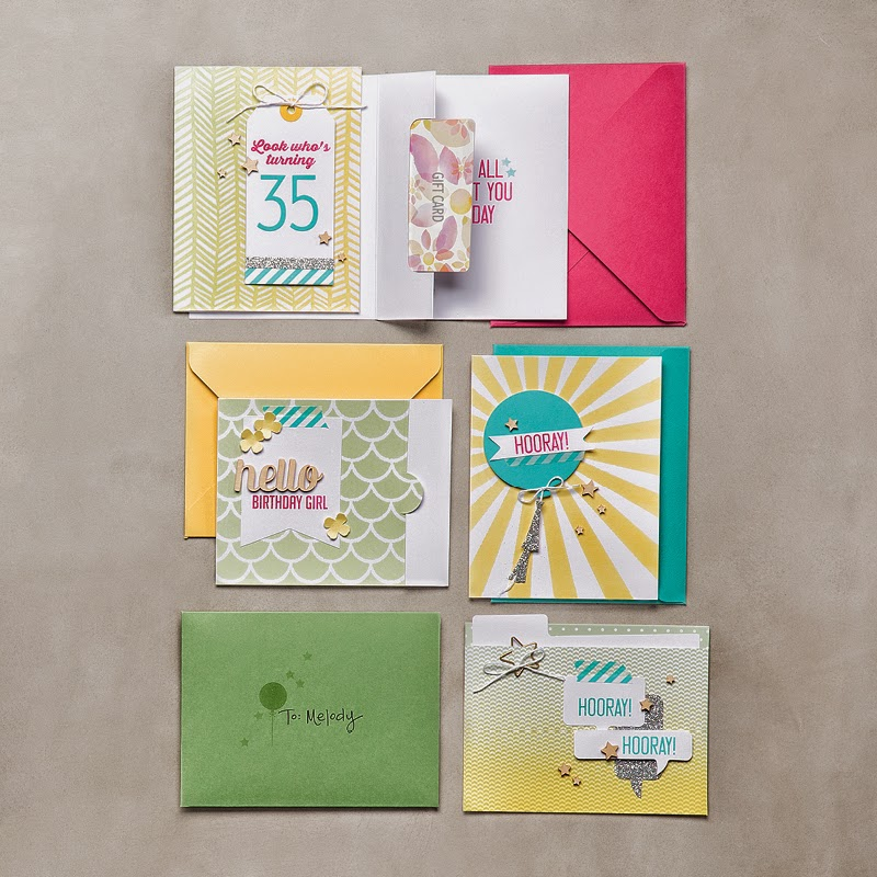 Hoovers dam stamping hooray rthday card and calendar classes birthday cards you need to make im having two classes in one day with these kits you can choose to take just one of the classes or take them both m4hsunfo