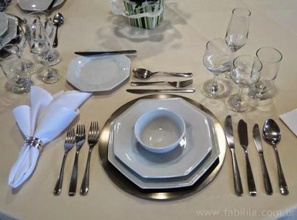 Mesa para Jantar Formal
