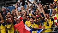 Arsenal vs Aston Villa 4-0 Final FA Cup 2015 (Video Gol)