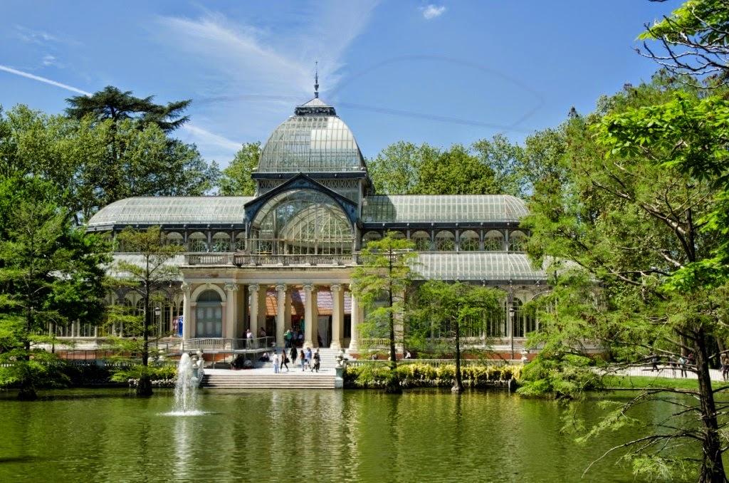 Foto nivel 11 palacio de cristal jardines del retiro for Casa y jardin madrid