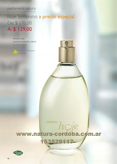 natura hoje, natura sintonia, natura perfumeria, donde compro natura