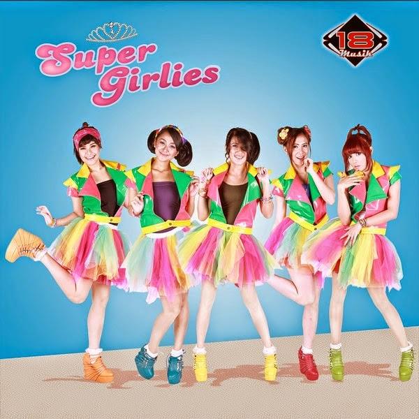 Super Girlies - Super Girlies (Album 2014)