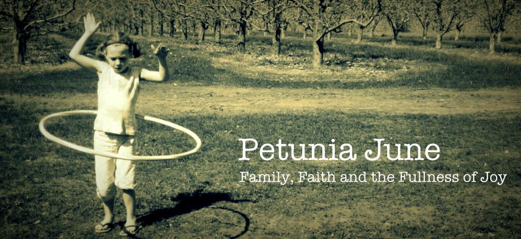 Petunia June