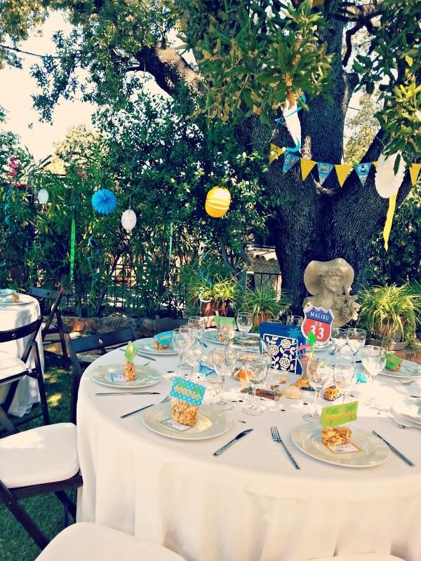 Shiny happy parties mallorca diciembre 2013 - Decoracion surfera ...