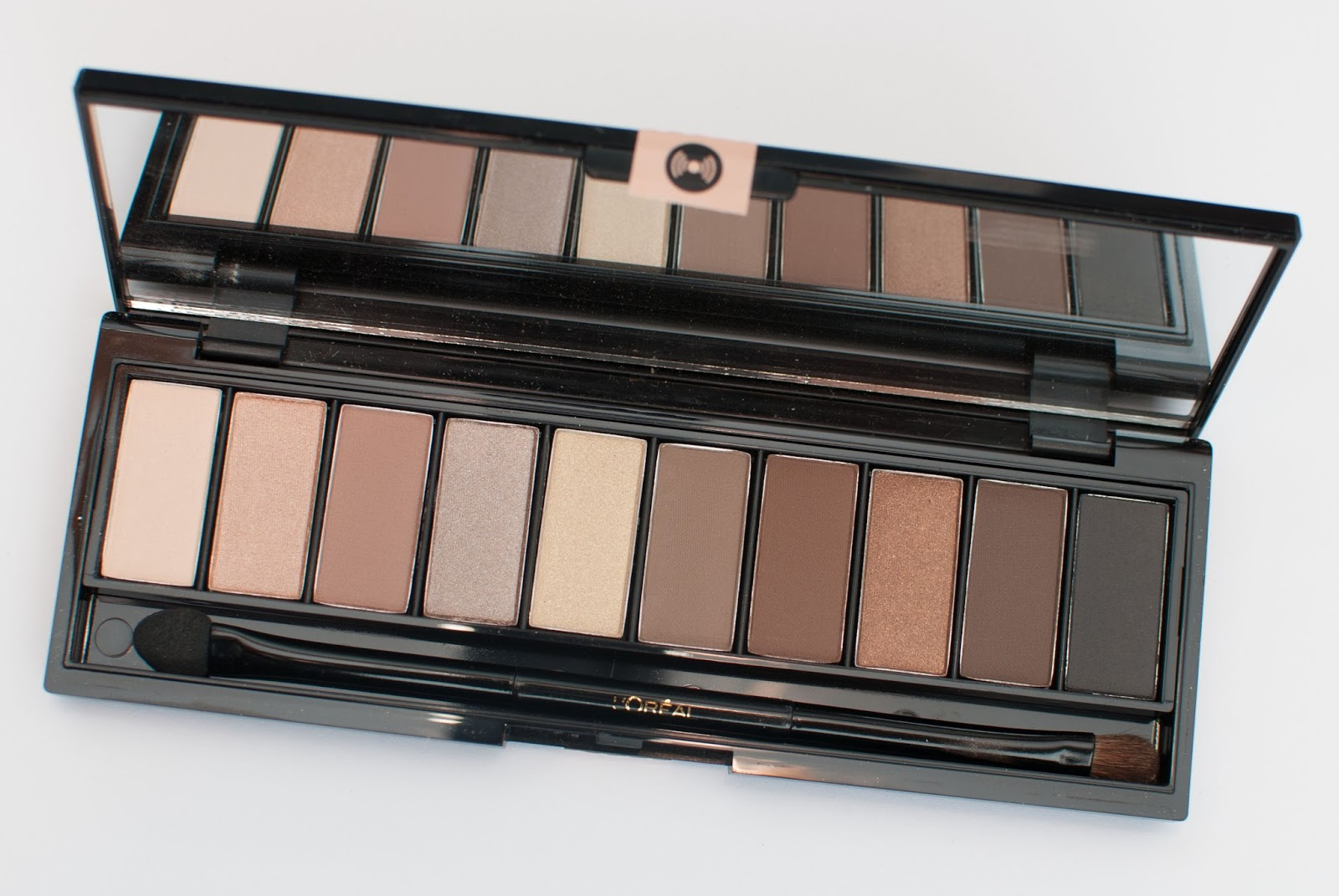 LOreal La Palette Nude Beige   Review   Freshly Pressed