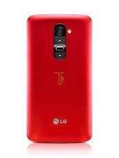 LG G2 Red
