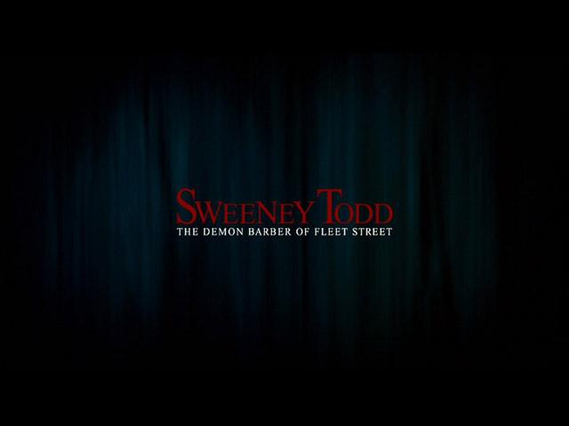 Sweeney Todd The Demon Barber of Fleet Street