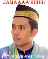 ustadz gaul dan kocak muhammad nur maulana nur maulana | biodata profil ustadz m. nur maulana