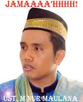 ustadz gaul dan kocak muhammad nur maulana nur maulana | biodata profil ustadz m. nur maulana