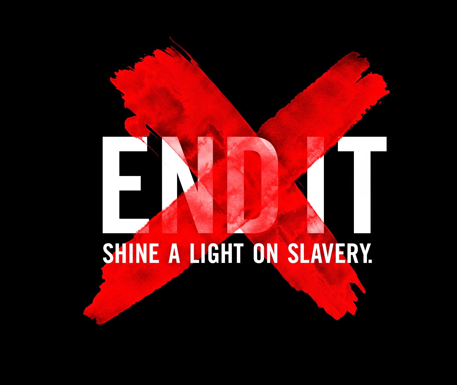 Help End Human Trafficking