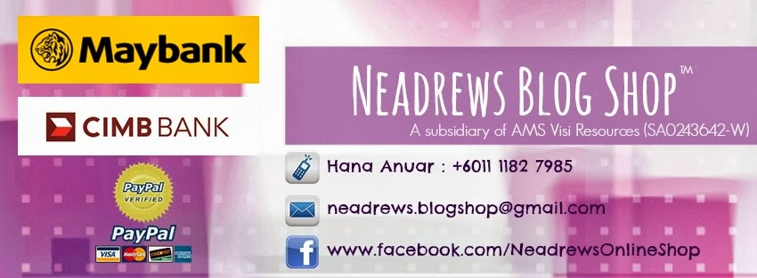 Neadrews Blogshop : Multi-Product Blog Shop !