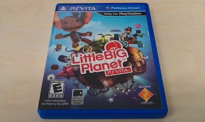 LittleBigPlanet PS Vita Box (Front)