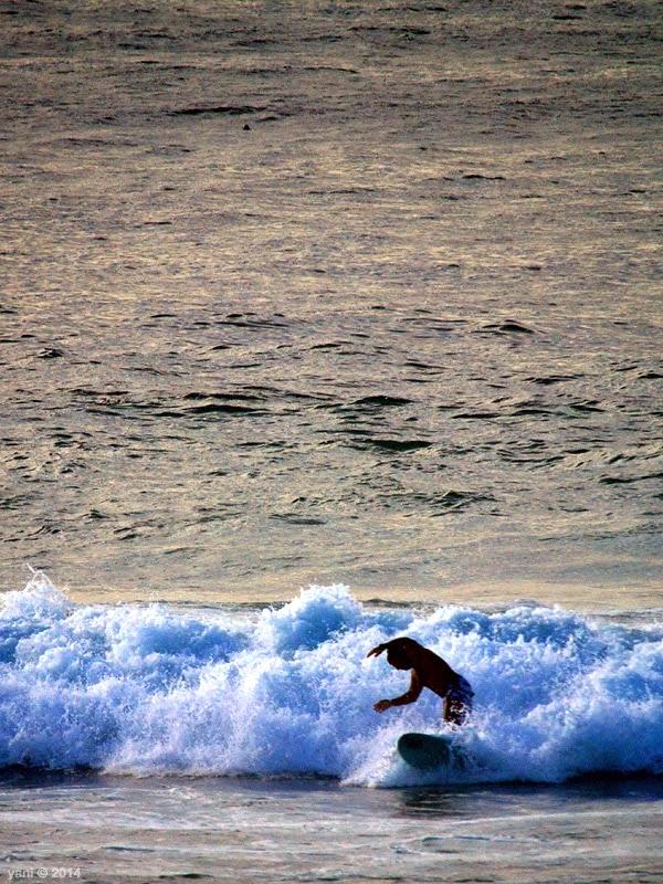 blue wave falls