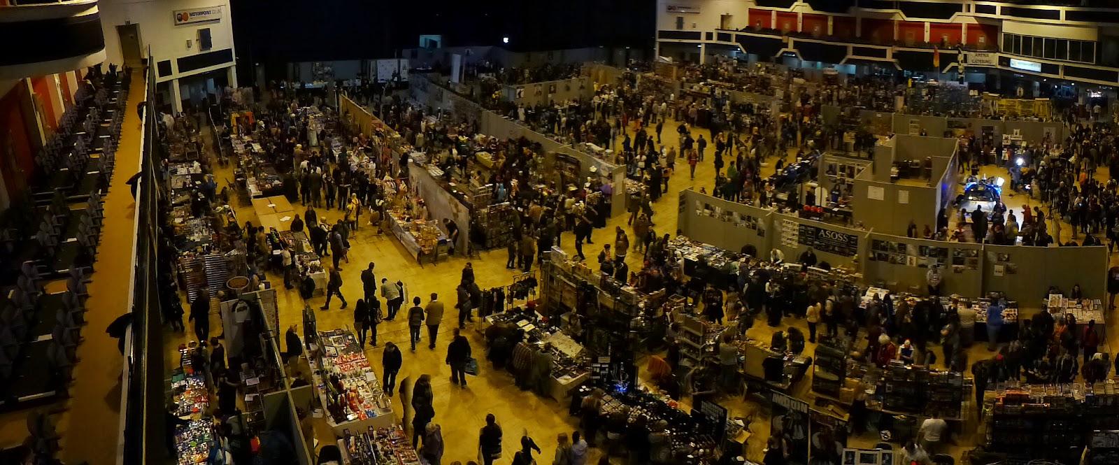 Cardiff Film & Comic Con 2015