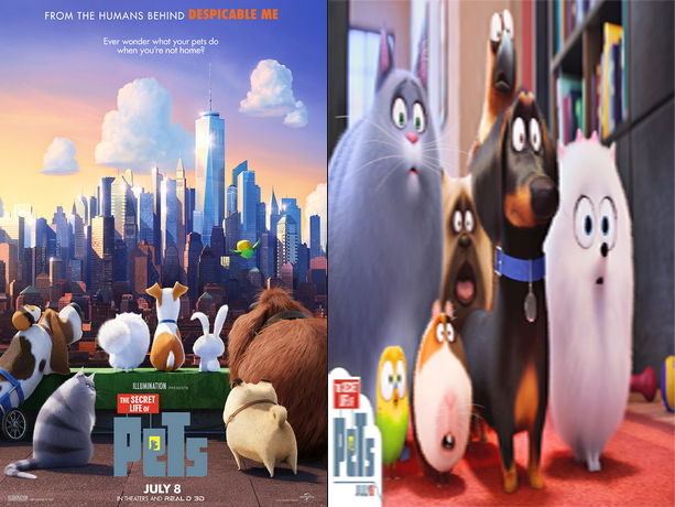 Watch The Secret Life of Pets Online - Watch Full HD