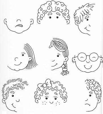 pessoa,crianças,expressões faciais,Atividades com: FIGURA FUNDO, COMPLETAR A FIGURA e COMPLETAR A SEQUÊNCIA.educação infantil,anos iniciais,coordenação motora fina