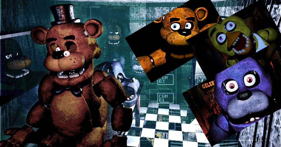 Anlise Five Nights At Freddys IOSAndroid Terror E
