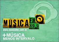 ouvir a Rádio Música FM 89,9 Cianorte PR