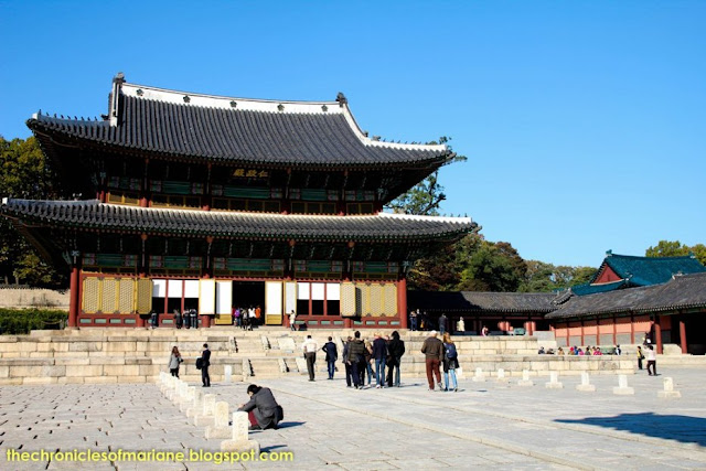 palace korea
