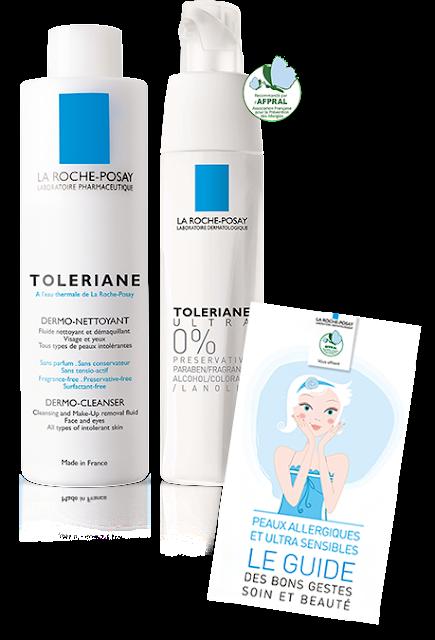 20 000 kits gratuits de produits soin Toleriane Klorane
