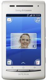 Sony Ericsson Xperia X8 Terbaru
