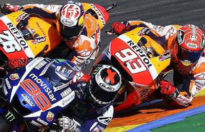 Sekarang Terlalu Banyak Pembalap Spanyol 'Berkeliaran' di MotoGP