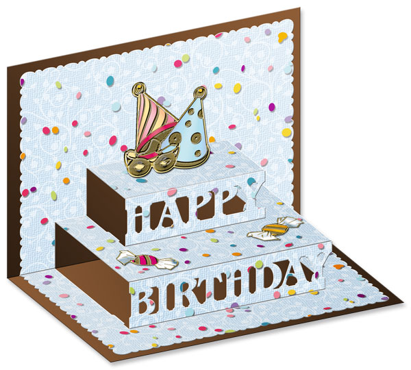 How To Prepare Popup Card For Birthday Home Decoration By Waste