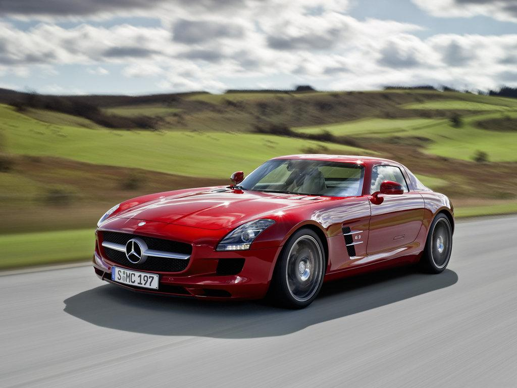 cool wallpapers mercedes benz sls amg 2011