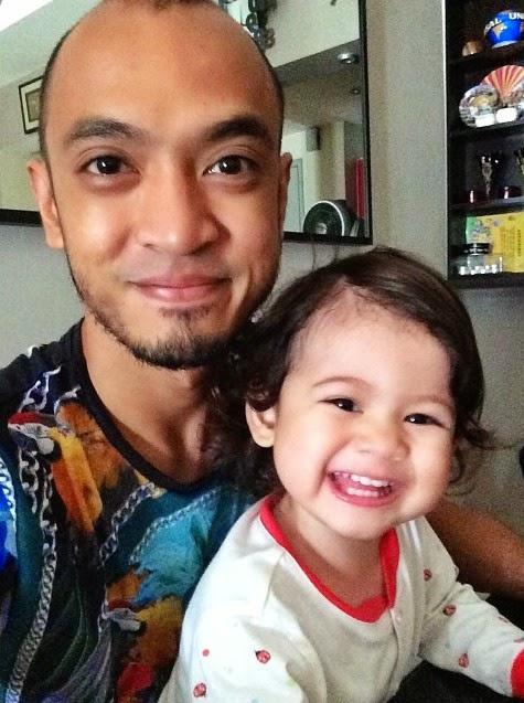 Tiga Tahun Berkahwin, Tomok Rancang Tambah Anak Kedua