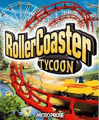 A Collection Agency & Possible Actions Against Rollercoaster Tycoon Creation