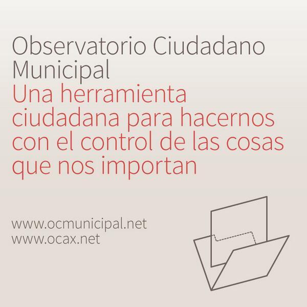 Observatorio Ciudadano Municipal