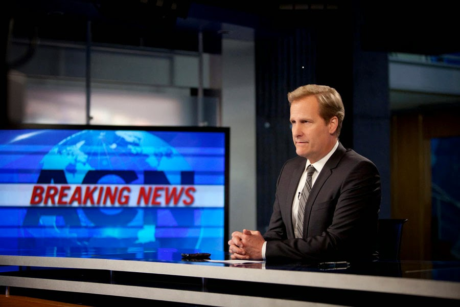 'The Newsroom' HBO SERIAL