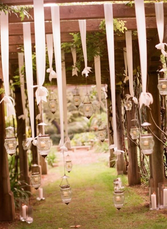 iluminación económica boda