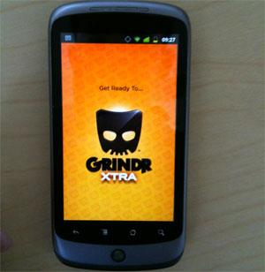 GRINDR grows up? ...