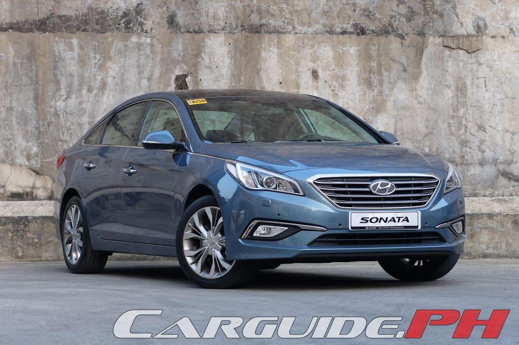 review 2015 hyundai sonata gls premium philippine car news car reviews and prices carguide ph. Black Bedroom Furniture Sets. Home Design Ideas