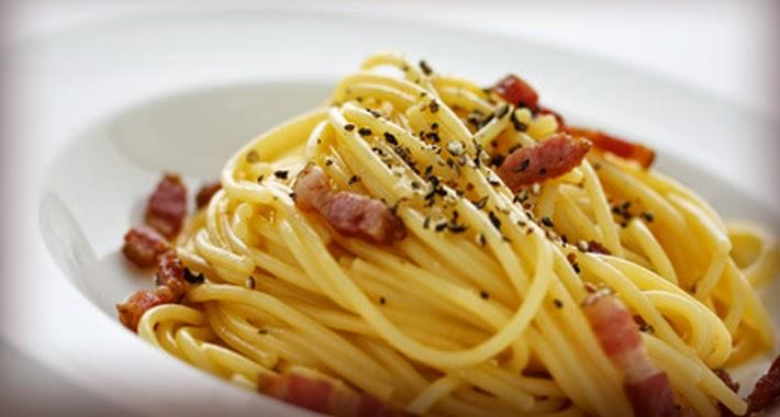 Ricetta pasta alla carbonara col bimby