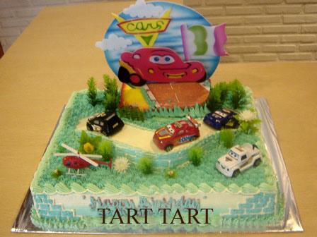 Gambar kue ulang tahun anak laki-laki dan perempuan