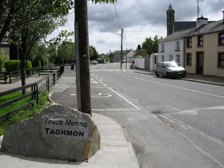 Downtown Taghmon