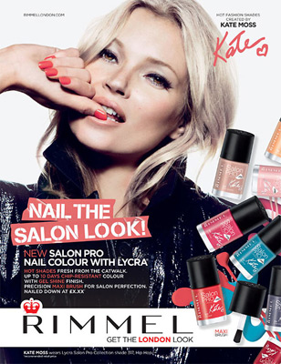 Rimmel London Kate Moss primavera verano 2013