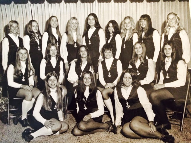 Delta Gamma 1972 Pledge Class, Indiana State University