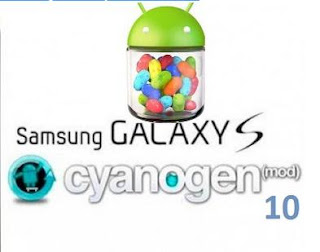 install cm10 on galaxy s i9000