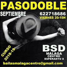 PASODOBLE CURSO 2018-19 EN BSD MÁLAGA CENTRO