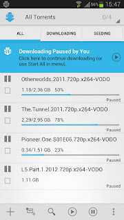 aTorrent - Torrent Downloader apk