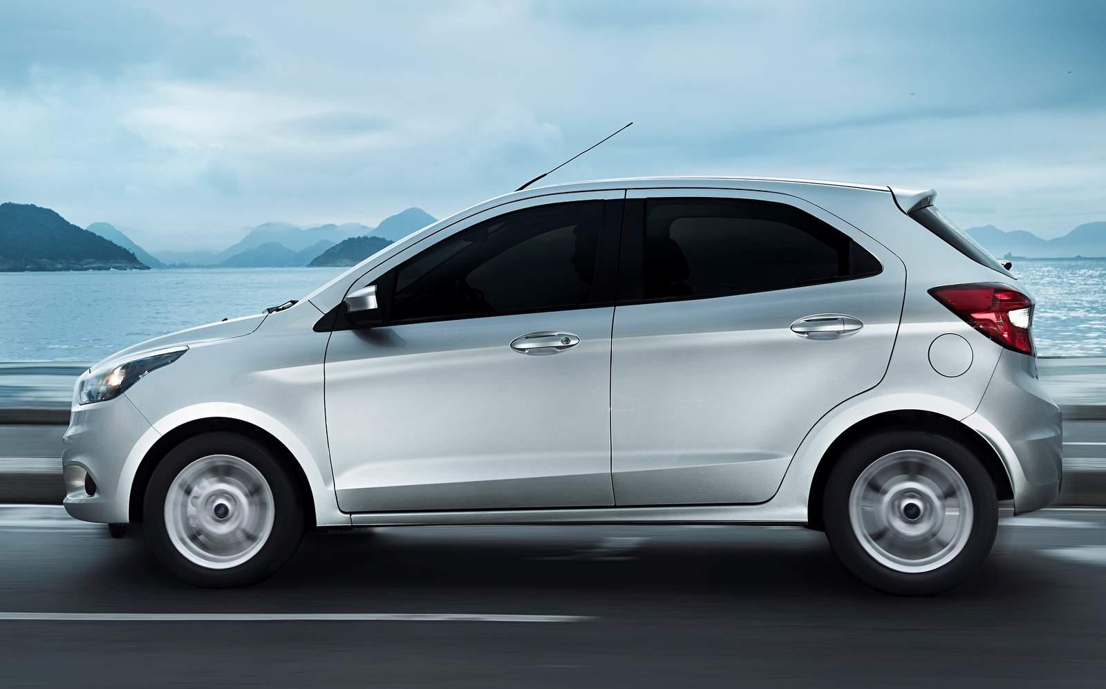 Ford Ka - terceiro mais vendido em maio