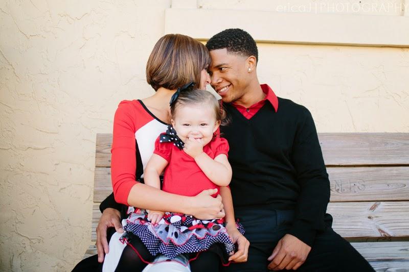 downtown stuart florida family photo
