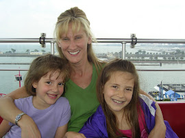 Kenzie and Megan On The Ferris Wheel With The View - Chicago