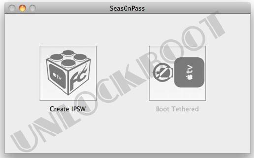 Seas0nPass Jailbreak Apple TV 2G 5.0 (iOS 5.1)