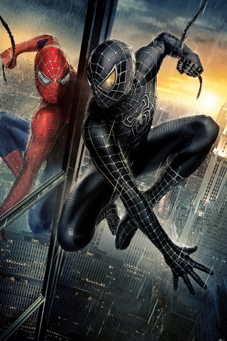 Spiderman Iphone Wallpaper Free Wallpapers Download